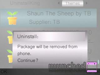tema shaun the sheep untuk nokia e63